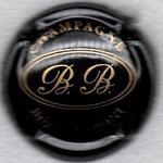 BARONI Brigitte   N° 2   noir et or