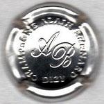 BERGERONNEAU Alain   N° 3   estampée métal