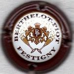 BERTHELOT-PIOT   N° 5   contour marron
