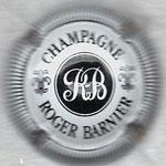 BARNIER Roger   N° 2   blanc et noir