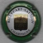 BIILECART - SALMON   N° 47   vert, or-jaune