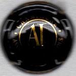 ASSAILLY-LECLAIRE    N° 8   noir et or
