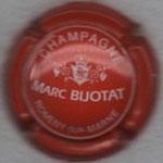 BIJOTAT  Marc   N° 5   orange et blanc