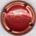 AUTREAU-LASNOT   N° rouge et or, striée