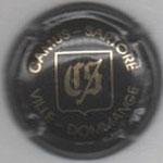 CAMUS-SARTORE   N° 3    noir et or