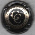 CARTIER   Georges   N° 3   noir et or