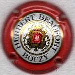 BEAUFORT Herbert   N° 1   contour rouge