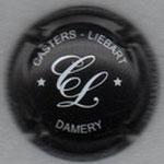 CASTERS - LIEBART   N° 7   noir et blanc
