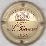BERNARD A.   N° 1    crème et marron