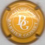 BARBIER GOSSET   N° 3  jaune et blanc