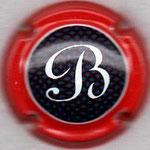 BARANCOURT   N° 9   rouge, B blanc