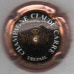CARRE  Claude   N° 5   contour cuivre