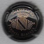 BINIAUX   N° 1   noir et or