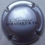 AGRAPART & Fils   N° 3 argent