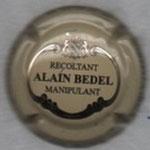 BEDEL Alain  (manipulant)  N° 1   crème