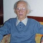Josef Burb, der letzte in Czernowitz lebende jiddische Schriftsteller