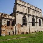 Synagoge in Brody - Geburtsort von Josef Roth