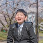 愛媛松山市Photo池尻屋出張撮影卒業式写真
