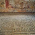 Casa dei mosaici II secolo d.C.