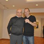 con il Profesör Ali Candaş