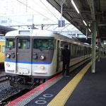 O01編成(2015年3月)