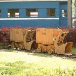 鉱山用車両(2010年5月)