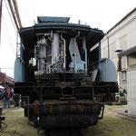 EF61 4 カット側(2011年10月)