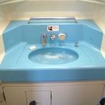 R68編成(2008年11月) 洗面台