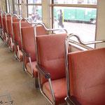3501号座席(2012年11月)