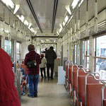3501号A車内(2012年11月)