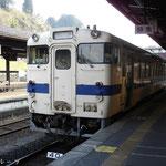 キハ40 8102(2011年3月)