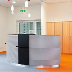 Theke im Bürgerbüro Lindau