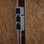 Stecker für Licht und Frostwächter für Minusgrade
