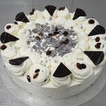 Ostfriesen - Sahne Torte