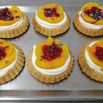 Torteletts - in verschiedenen Varianten erhältlich