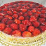Erdbeerobstboden