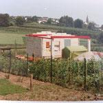 Kleingärtnerverein Brühl e.V. ca 1982: Eine Laube entsteht 8