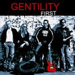GENTILITY - Albumcover FIRST (englisch)