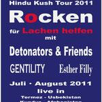 GENTILITY auf der Hindukush Tour durch Afghanistan & Usbekistan