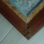 """Tresse dans les angles en """"nape"""" : fibre de coco"""