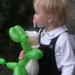 Ballontiere für Kinder