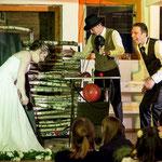 Zauberei an Hochzeiten