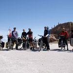 day-514 // Salar de Uyuni, Bolivia - 31.10.2014 (km 19'569)