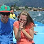 sur le bateau / on the boat