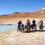 day-508 // Campsite, Termas de Polloquere, Chile - 25.10.2014 (km 19'325)