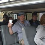 mini bus touristique / tourist bus