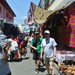 Marché de Chichicastenango / chichicastenango market