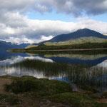 day-571 // Lago Villarino, Argentina - 27.12.2014 (km 22'310)