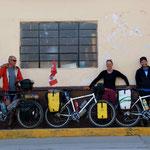 day-447 // San Marcos, Peru - 26.08.2014 (km 16'610)