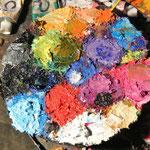 peinture à l'huile /oil painting